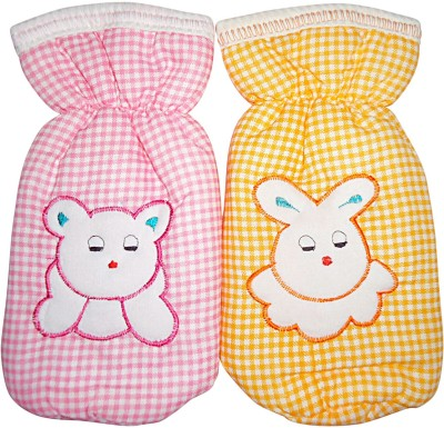 Littly Printed Bottle Covers Combo (Set of 2)