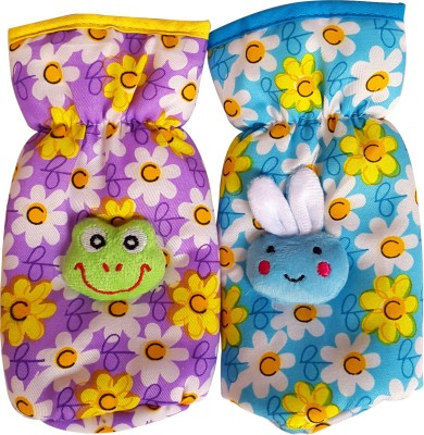 Littly Floral Print Bottle Covers Combo