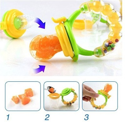 Glitter Collection Fruit vegetable Variable Flow Nipple