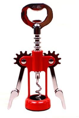 SJ GH452 Stainless Steel Wine Red Bottle Opener(Pack of 1)