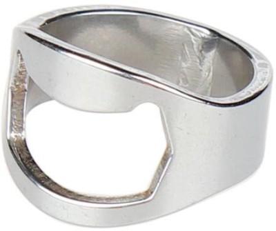 Pack N Buy Stainless Steel Finger Ring Bottle Opener(Pack of 1)