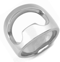 Rudham 2504 Stainless Steel Portable Finger Ring Beer Bar Bottle Opener(Pack of 1)