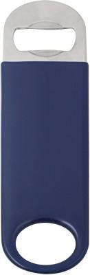 Mosaic 1BRW-BTO-CVNL-BLU Vinyl Coated Blue Bottle Opener