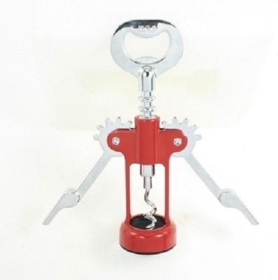 Swarish SL541RD Easy Stainless Steel Wine Red Bottle Opener(Pack of 1)