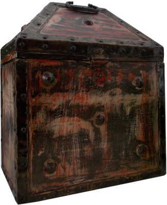 Indune Lifestyle Wooden Bottle Rack Cabinet