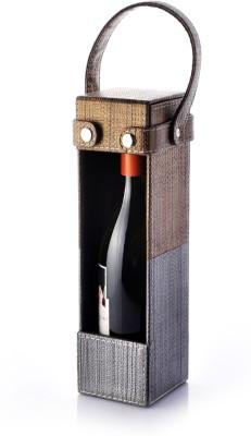 Banzai Collection Wooden Bottle Rack Cellar
