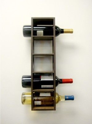 Jangir Wooden Wine Rack