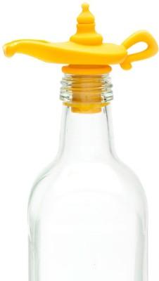 Prostuff Attractive Oiladdin Silicone Bottle Stopper(Yellow)
