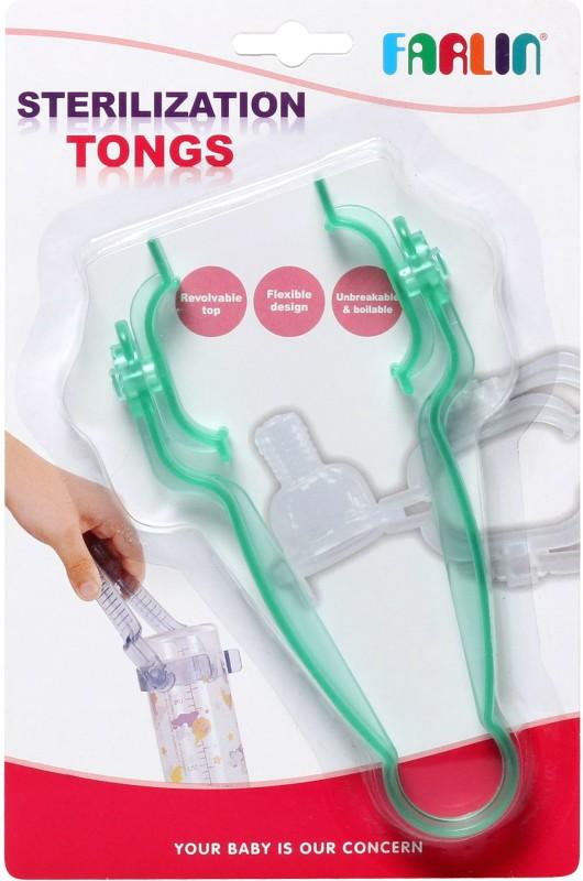 Farlin Sterilizing Bottle Tongs(Green)