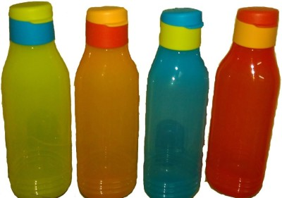 Tupperware Flip-Top Bottles 750 ml Water Bottles