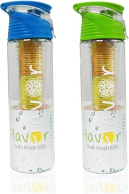 Flavor Water Infusion With Fruit Infuser-FO11 700 ml Bottle