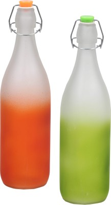 Platex Frosted Glass 1000 L Bottle