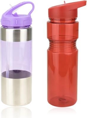 Avenue Designer Sporty Look 700 ml Bottle(Pack of 2, Multicolor) at flipkart