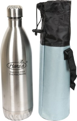 Luminarc 1.0 L Stainless Steel Thermoware Hot And Cool Bottle 1.0 L Bottle
