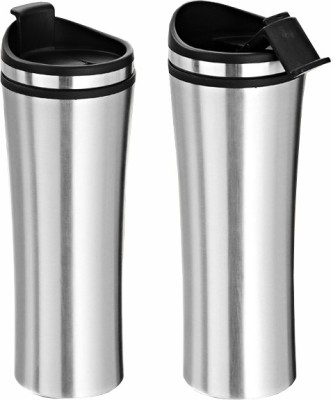 Giftwell Sleek Steel Sipper 550 ml Bottle