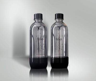 MR. Butler Twin Pack (Black & Grey) 1 L Bottle