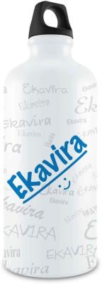 Hot Muggs Me Graffiti - Ekavira Stainless Steel Bottle, 750 ml 750 ml Bottle