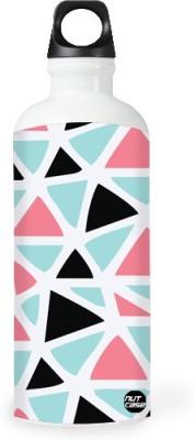 Nutcase Sticker Wrap Design - Cool Retro Design 800 ml Bottle