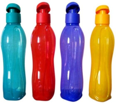 Tupperware Aquasafe 750 ml Water Bottles