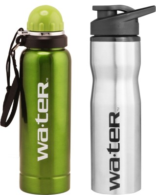 wa.ter Green & Silver combo pack 750 ml Bottle