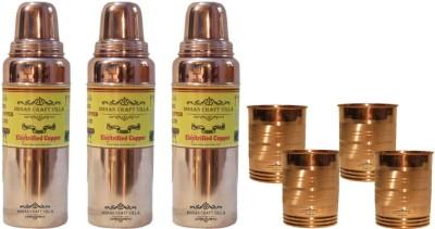 Indian Craft Villa ICV-C7-161 3300 ml Bottle