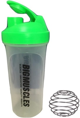 Big Muscle My Gym 600 ml Bottle, Shaker, Sipper