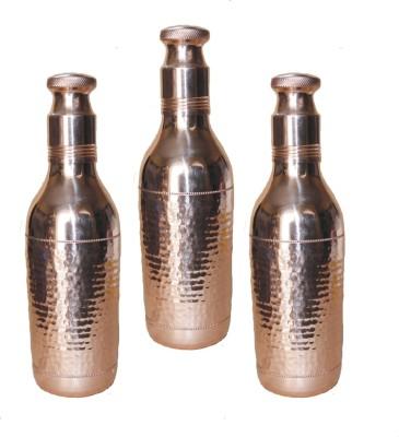 VEDA HOME & LIFESTYLE COPPER BOTTLE SET 3000 ml Bottle