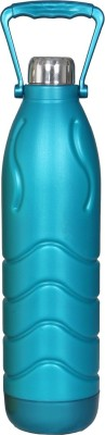 Regal Touch Insulated Cold Plastic Cyan - 1000 ml Bottle