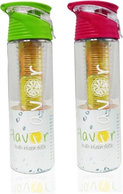 Flavor Water Infusion With Fruit Infuser-FO15 700 ml Bottle