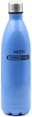 Milton Duo DLX 1000 ml Bottle(Pack of 1, Light Blue)