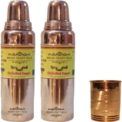 Indian Craft Villa ICV-C-7-151 1700 ml Bottle