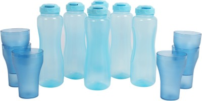 Gluman Curvy Spout Fridge Bottles 1000 ml Bottle