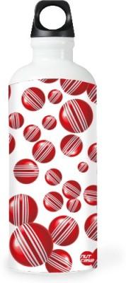Nutcase Sticker Wrap Design - Cricket Love 800 ml Bottle