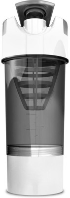 Arofit Cyclone Cup 500 ml Shaker(Pack of 1, Black, White)