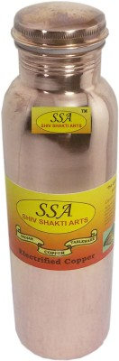 SSA Q7 Style Thin 500 ml Bottle(Pack of 1, Brown)