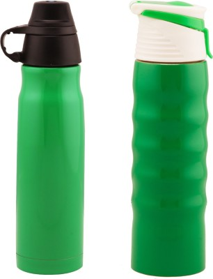 Wa.ter Two stainless steel insulated bottles 500 ml Bottle