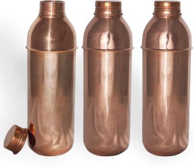 Dakshcraft High Quality Drinkware,Set of 3 800 ml Bottle
