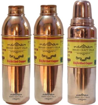 Indian Craft Villa ICV-C7-225 2100 ml Bottle