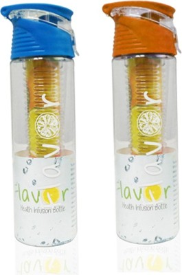 Flavor Water Infusion With Fruit Infuser-FO13 700 ml Bottle