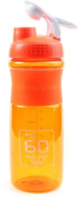 My 60 Minutes Gym Shaker 700 ml Bottle
