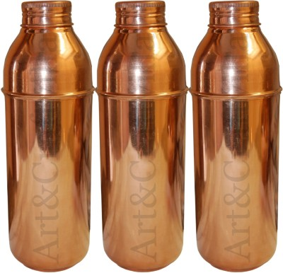 Artandcraftvilla ACUB-87 800 ml Bottle(Pack of 3, Copper)