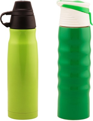 Wa.ter Green insulated water bottles 500 ml Bottle