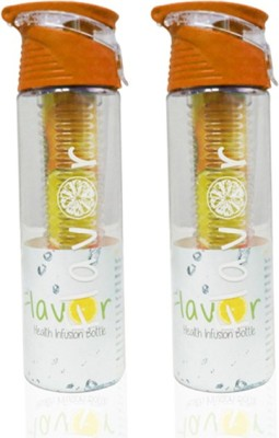 Flavor Water Infusion With Fruit Infuser-FO9 700 ml Bottle