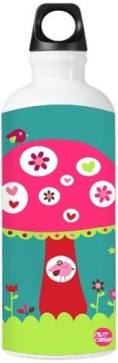 Nutcase Sticker Wrap Design - For Kids Cute Design 800 ml Bottle