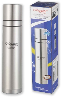 MegaLite Stainless Steel Cola Bottle 1000 ml Flask