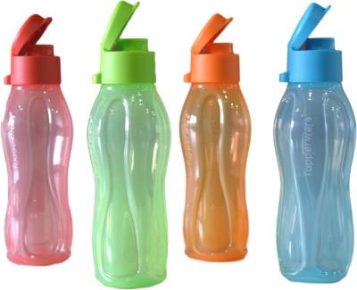 Tupperware Aquasafe Fliptop (Set of 4) 310 ml Bottle