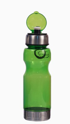Aquapolo Transparent Water Bottle 750 ml Sipper