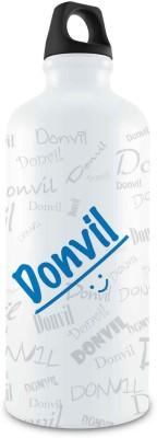Hot Muggs Me Graffiti - Donvil Stainless Steel Bottle, 750 ml 750 ml Bottle