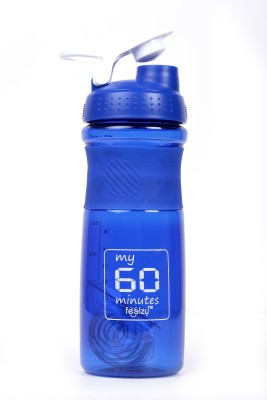 My 60 Minutes Gym Shaker 760 ml Bottle