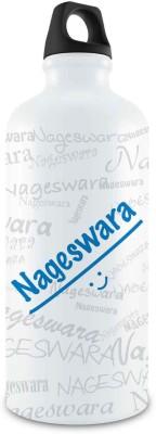 Hot Muggs Me Graffiti - Nageswara Stainless Steel Bottle, 750 ml 750 ml Bottle